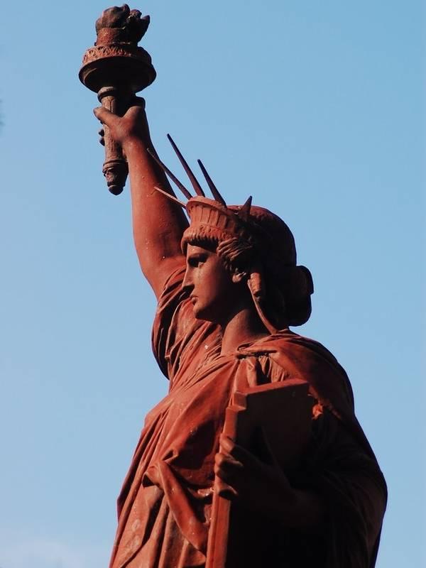 Replica of Belgrano