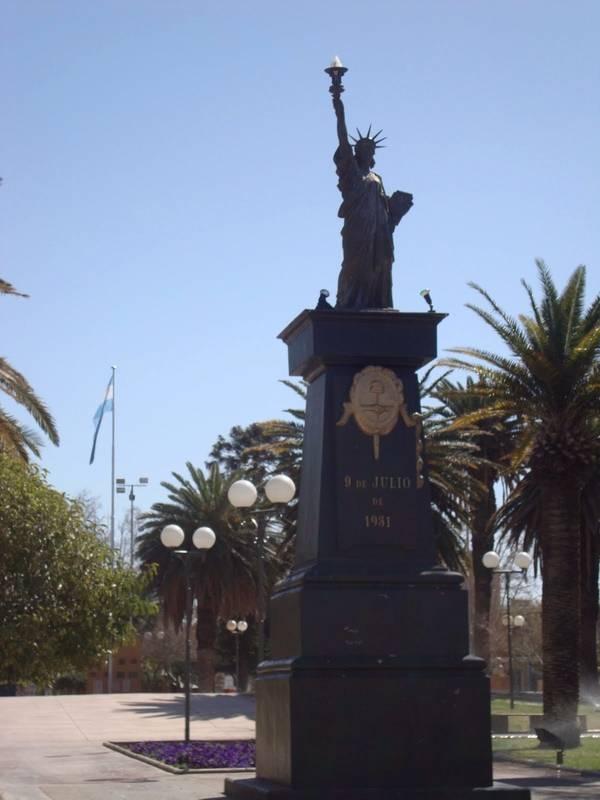Replica of San Juan