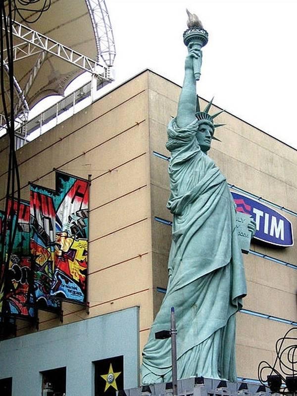 Replica of Rio-de-Janeiro