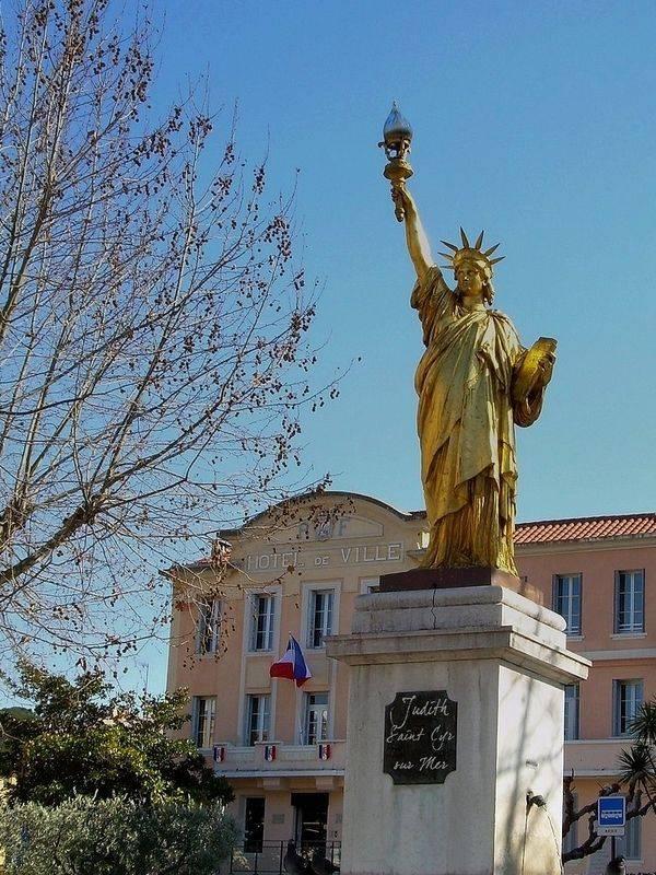 Replica of St-Cyr-sur-Mer