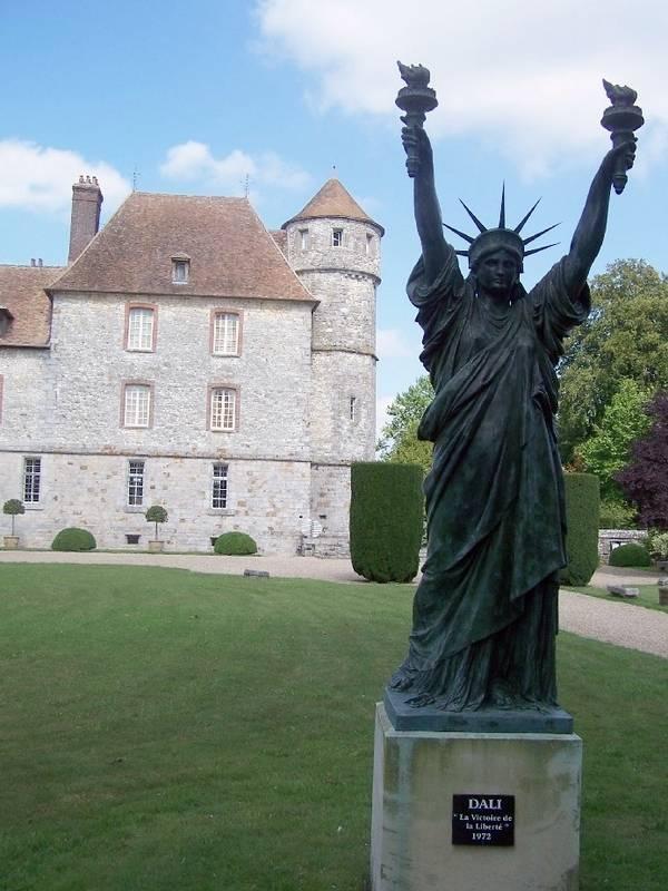 Replica Castle Vascoeuil