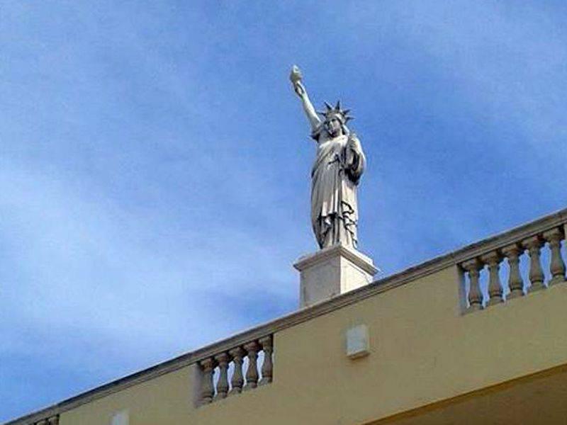 Replica of Salento