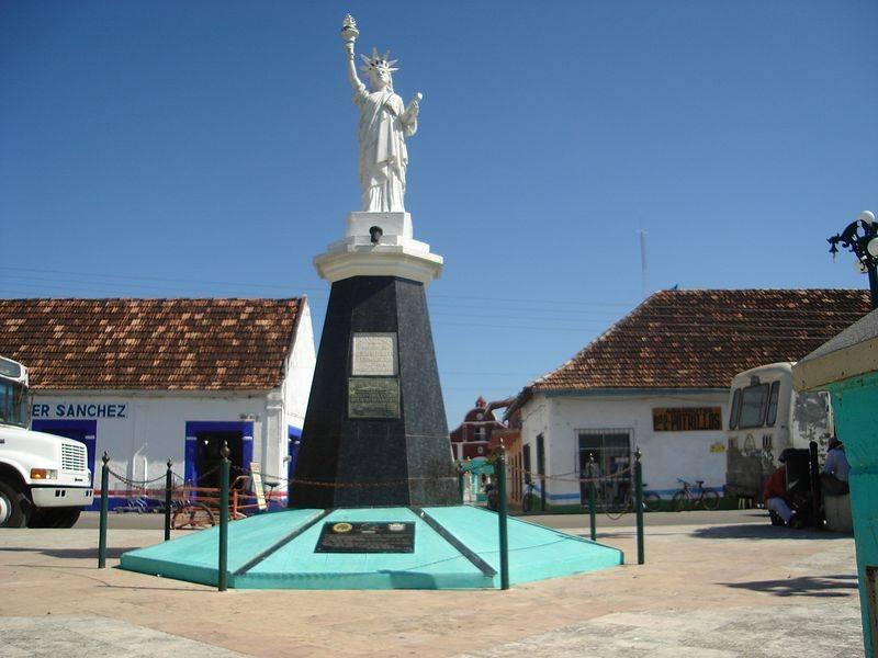 Replica of Palizada