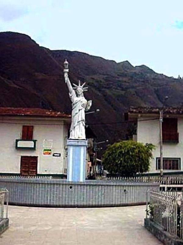 Replica of Cutervo