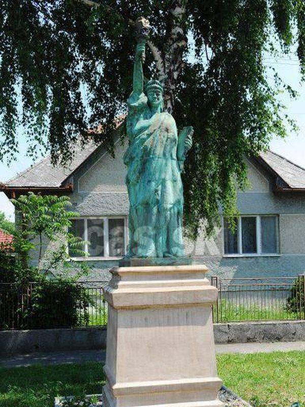 Replica of Bratislava