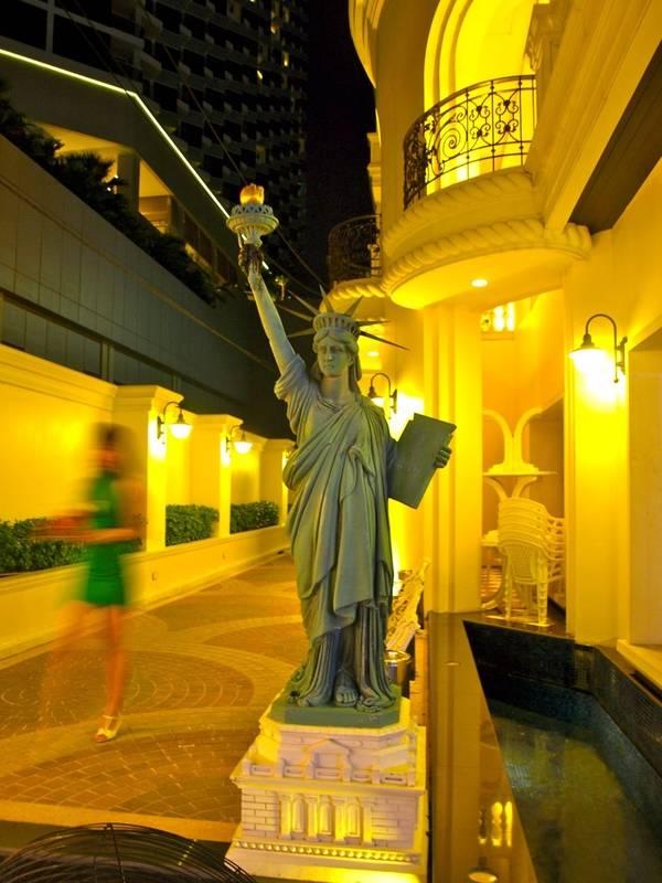 Replica of Pattaya