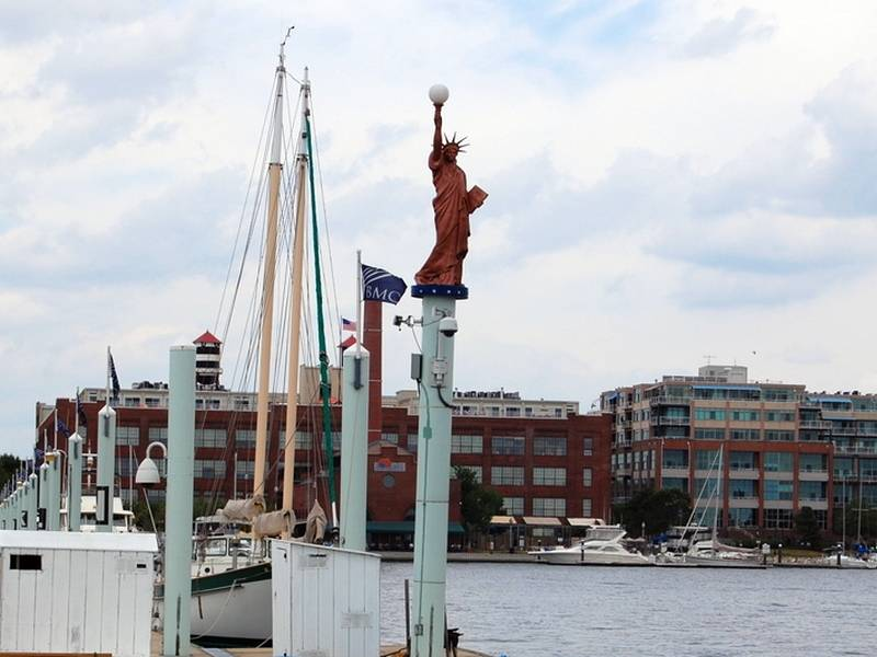 Replica of Baltimore