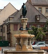 Roesselmann fountain