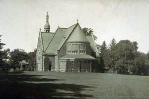 Chapel of Marquand, Princeton