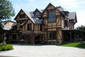 The Griswold mansion