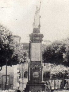 Replica of Santo Antonio do Carmo