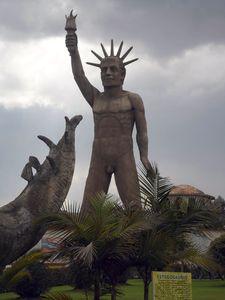 Replica of Bogota