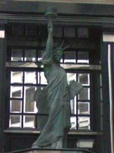 Replica of the American Dream