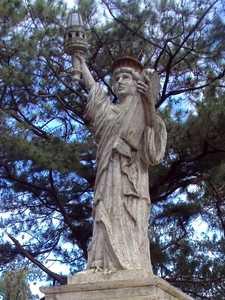Replica of Baguio