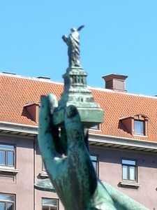 Replica of Gothemburg