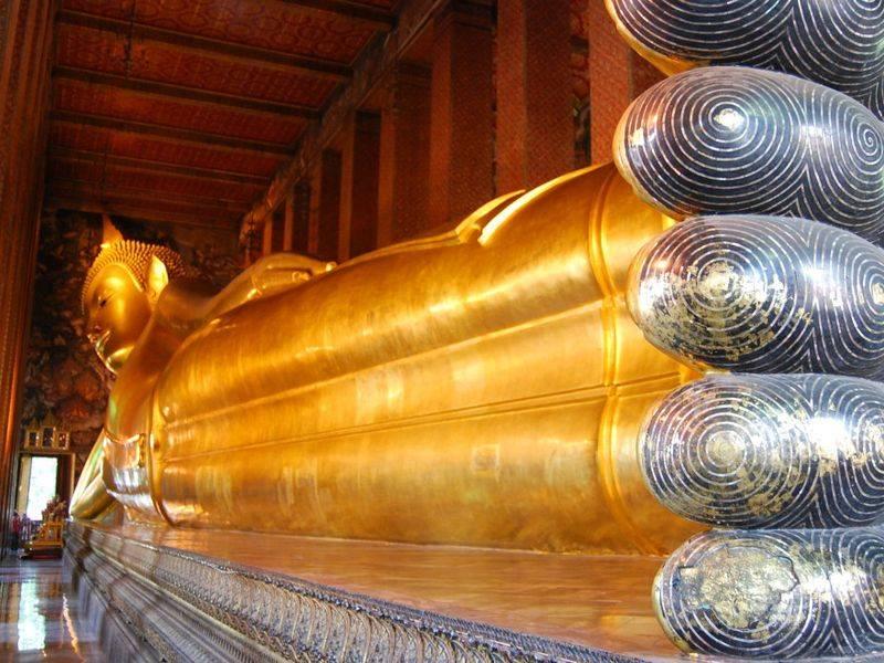 Lying Buddha, Wat Pho