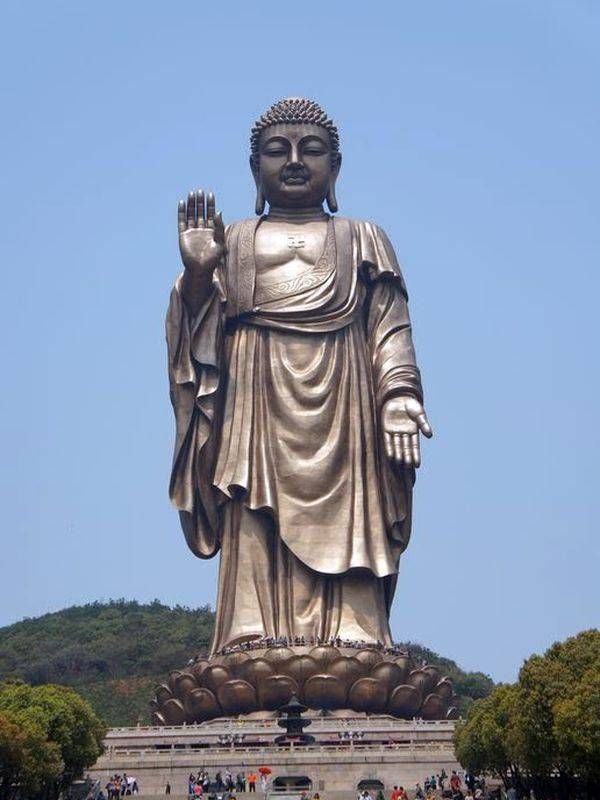 Great Buddha of Liang Shan