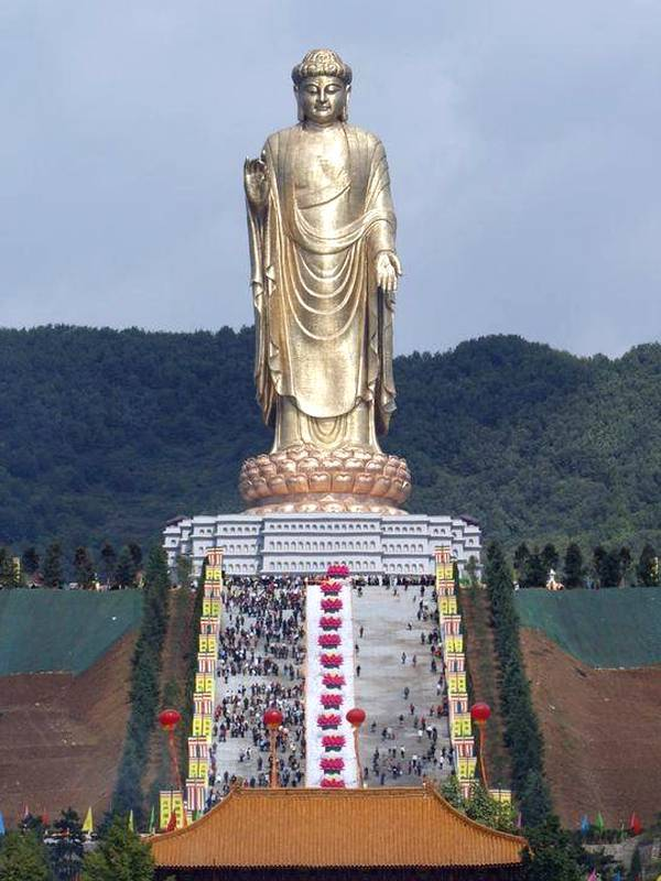 The Buddha of the Temple of the Source