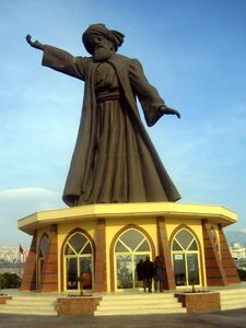 Statue of Mevlana