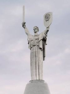 Statue of the Mother-Fatherland