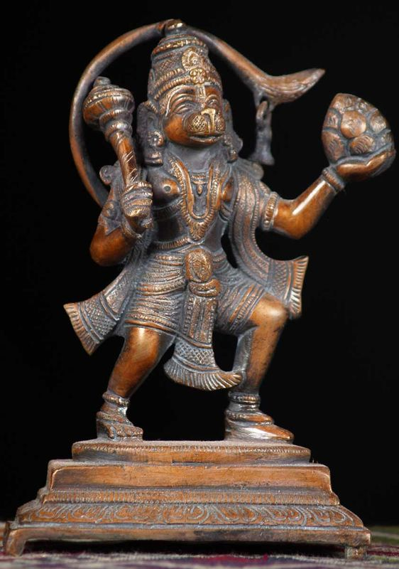 The god Hanuman