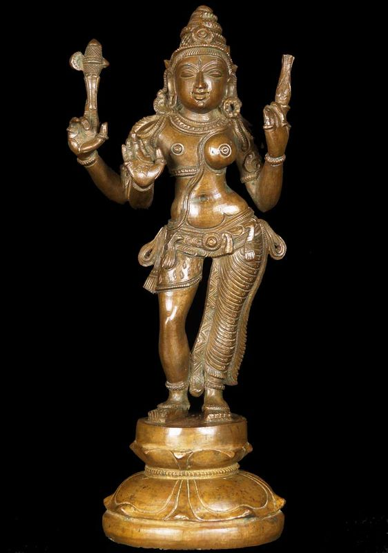 The god Parvati