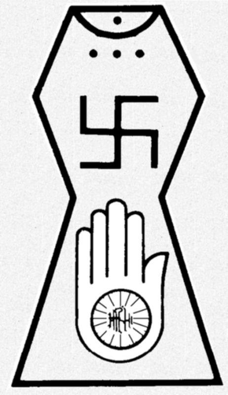 Symbol of Jainism