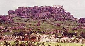 The fortress of Golconde
