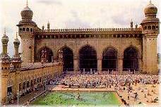 The Mecca Masjid
