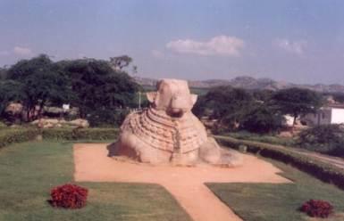 The Saptaphani Nandi