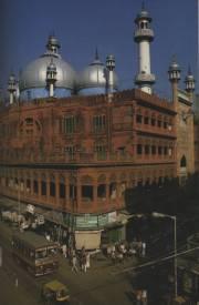 The Nakhoda mosque