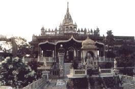 The temple of Pareshnath