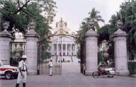 The Raj Bhavan