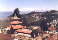The Dhirdham temple