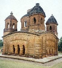 The temple of Shyam Rai