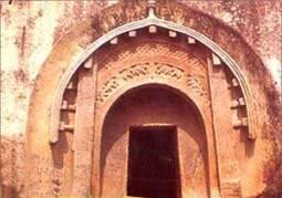 The caves of Barabar