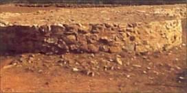 The ruins of Ajatshatru fort
