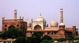 The Jama Masjid