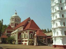 The temple of Shantadurga