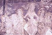 The caves of Aurangabad