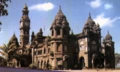 The new palace of Maharaja