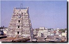 The temple of Kapaleeswara