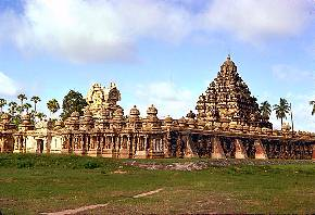 The temple of Kailasanathar