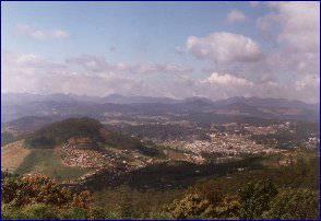 Landscape of Udhagamandalam