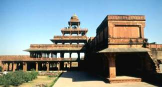 The Panch Mahal