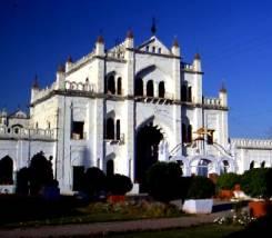 The Hussainabad Imambara
