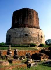 The Dhamekh Stupa
