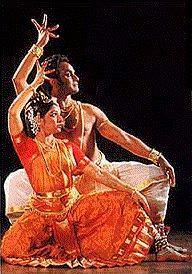 Dancer of Kuchipudi