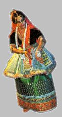 Dancer of Manipuri