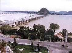The Prakasam Dam